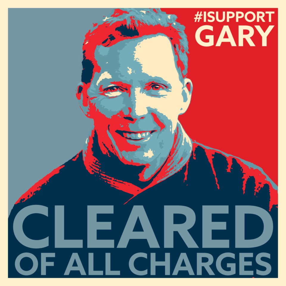 Gary Poster Square